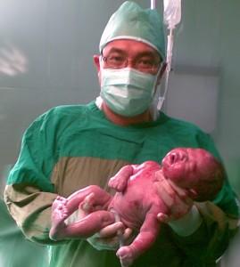 foto operasi sesar
